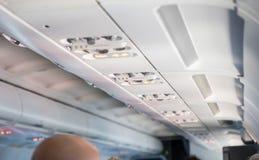 Καμπίνα πτήσης Στοκ Εικόνα