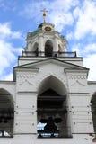 Καμπαναριό μοναστηριών Spassky Στοκ Εικόνες
