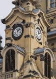 Καμπαναριό Frauenkirche Δρέσδη πύργων κουδουνιών στοκ εικόνες με δικαίωμα ελεύθερης χρήσης