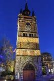 Καμπαναριό Kortrijk στο Βέλγιο στοκ εικόνα με δικαίωμα ελεύθερης χρήσης