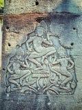 Καμποτζιανό Angkor Bayon Baphuon wat Στοκ εικόνα με δικαίωμα ελεύθερης χρήσης