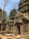 Καμποτζιανό Angkor Bayon Baphuon wat Στοκ Εικόνα