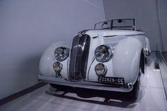 1936 καμπριολέ της Lancia Astura Στοκ φωτογραφία με δικαίωμα ελεύθερης χρήσης