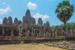 Καμπότζη και ο ναός Byon στοκ φωτογραφία με δικαίωμα ελεύθερης χρήσης