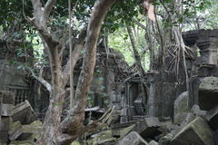 Καμπότζη Ναός Mealea Beng Το Siem συγκεντρώνει την επαρχία Το Siem συγκεντρώνει την πόλη Στοκ Φωτογραφίες
