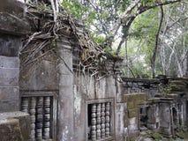 Καμπότζη Ναός Mealea Beng Το Siem συγκεντρώνει την επαρχία Το Siem συγκεντρώνει την πόλη Στοκ Εικόνα