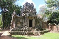 Καμπότζη Ναός Phimeanakas Η βόρεια πύλη Το Siem συγκεντρώνει την επαρχία Το Siem συγκεντρώνει την πόλη Στοκ Εικόνα