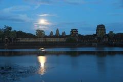 Καμπότζη Ναός Wat Angkor Το Siem συγκεντρώνει την επαρχία Το Siem συγκεντρώνει την πόλη Στοκ εικόνες με δικαίωμα ελεύθερης χρήσης