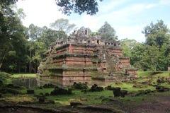 Καμπότζη Πόλη Thom Angkor Ναός Phimeanakas Το Siem συγκεντρώνει την επαρχία Το Siem συγκεντρώνει την πόλη Στοκ φωτογραφία με δικαίωμα ελεύθερης χρήσης