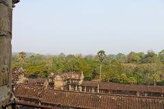 Καμπότζη, Angkor Wat Στοκ Εικόνες