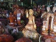 Καμπότζη Kampong chnang Provine Στοκ Εικόνα