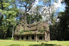 Καμπότζη khan ναός preah Το Siem συγκεντρώνει την επαρχία Το Siem συγκεντρώνει την πόλη Στοκ Εικόνα