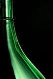 καμπύλες μπουκαλιών Στοκ Εικόνες