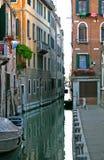 κανάλι Βενετία Στοκ εικόνες με δικαίωμα ελεύθερης χρήσης