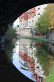 κανάλι Λιντς Λίβερπουλ &de Στοκ εικόνες με δικαίωμα ελεύθερης χρήσης