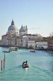 κανάλι μεγάλη Ιταλία Βενετία στοκ φωτογραφίες