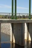 Κανάλι παρεκτροπής ύδατος Στοκ Εικόνες
