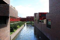 Κανάλι Στοκ Εικόνα