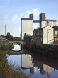 Κανάλι Calder Hebble Brighouse Στοκ φωτογραφίες με δικαίωμα ελεύθερης χρήσης