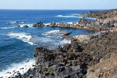 Κανάρια νησιά Lanzarote Ισπανία Στοκ φωτογραφίες με δικαίωμα ελεύθερης χρήσης