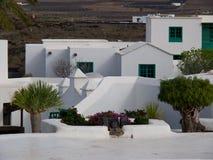 Κανάριο νησί Lanzarote Στοκ Εικόνες