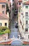 Κανάλια, Βενετία, Ιταλία Στοκ Εικόνες