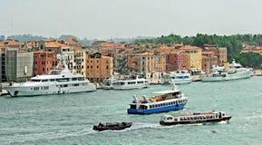 Κανάλια, Βενετία, Ιταλία Στοκ εικόνες με δικαίωμα ελεύθερης χρήσης