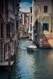 κανάλια Βενετία Στοκ φωτογραφία με δικαίωμα ελεύθερης χρήσης