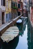 Κανάλια, Βενετία Στοκ Εικόνα