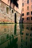 κανάλια Ιταλία Βενετία Στοκ Φωτογραφία