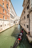 Κανάλια της Βενετίας στοκ φωτογραφία με δικαίωμα ελεύθερης χρήσης