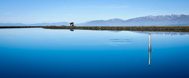 Κανάλια Tekapo Στοκ φωτογραφίες με δικαίωμα ελεύθερης χρήσης