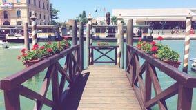 κανάλι Ιταλία Βενετία Στοκ Εικόνες