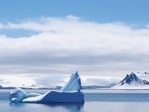 Κανάλι της Ανταρκτικής Neumayer Στοκ φωτογραφίες με δικαίωμα ελεύθερης χρήσης