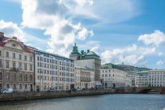 κανάλι Στοκ Φωτογραφία