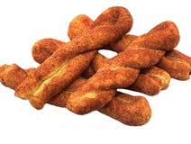 κανέλα μπισκότων Στοκ εικόνα με δικαίωμα ελεύθερης χρήσης