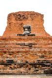 Κανένα κεφάλι και χέρι Βούδας Στοκ Φωτογραφία
