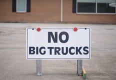 Κανένα μεγάλο φορτηγό Στοκ φωτογραφίες με δικαίωμα ελεύθερης χρήσης