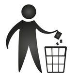 Κανένα σημάδι ρύπανσης Στοκ εικόνες με δικαίωμα ελεύθερης χρήσης