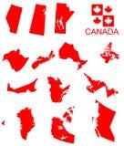 Καναδάς Στοκ Εικόνες