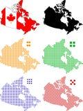 Καναδάς διανυσματική απεικόνιση