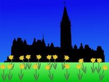 καναδική άνοιξη των Κοινο& Στοκ φωτογραφία με δικαίωμα ελεύθερης χρήσης