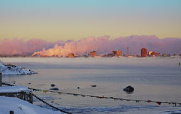 καναδικό έγγραφο εργοσ&tau Στοκ Εικόνες