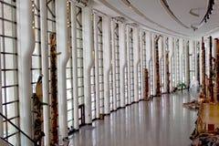 καναδικό μουσείο πολιτ& Στοκ Εικόνες