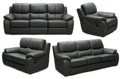 καναπέδες Στοκ φωτογραφία με δικαίωμα ελεύθερης χρήσης