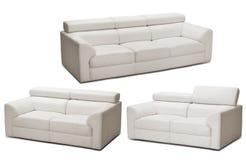 καναπέδες Στοκ εικόνες με δικαίωμα ελεύθερης χρήσης