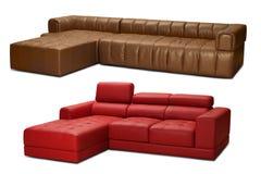καναπέδες Στοκ Φωτογραφία