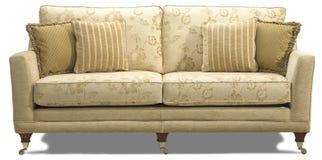 Καναπές εδρών καναπέδων στοκ φωτογραφία με δικαίωμα ελεύθερης χρήσης