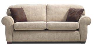 Καναπές εδρών καναπέδων στοκ εικόνα