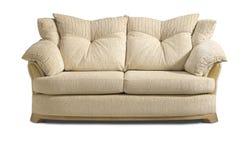Καναπές εδρών καναπέδων στοκ φωτογραφίες με δικαίωμα ελεύθερης χρήσης